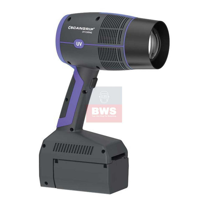 SCANGRIP RECHARGEABLE LARGE AREA LED-UV GUN SKU 03.5803
