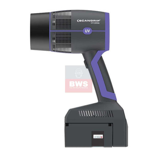 SCANGRIP RECHARGEABLE LED-UV GUN SKU 03.5803