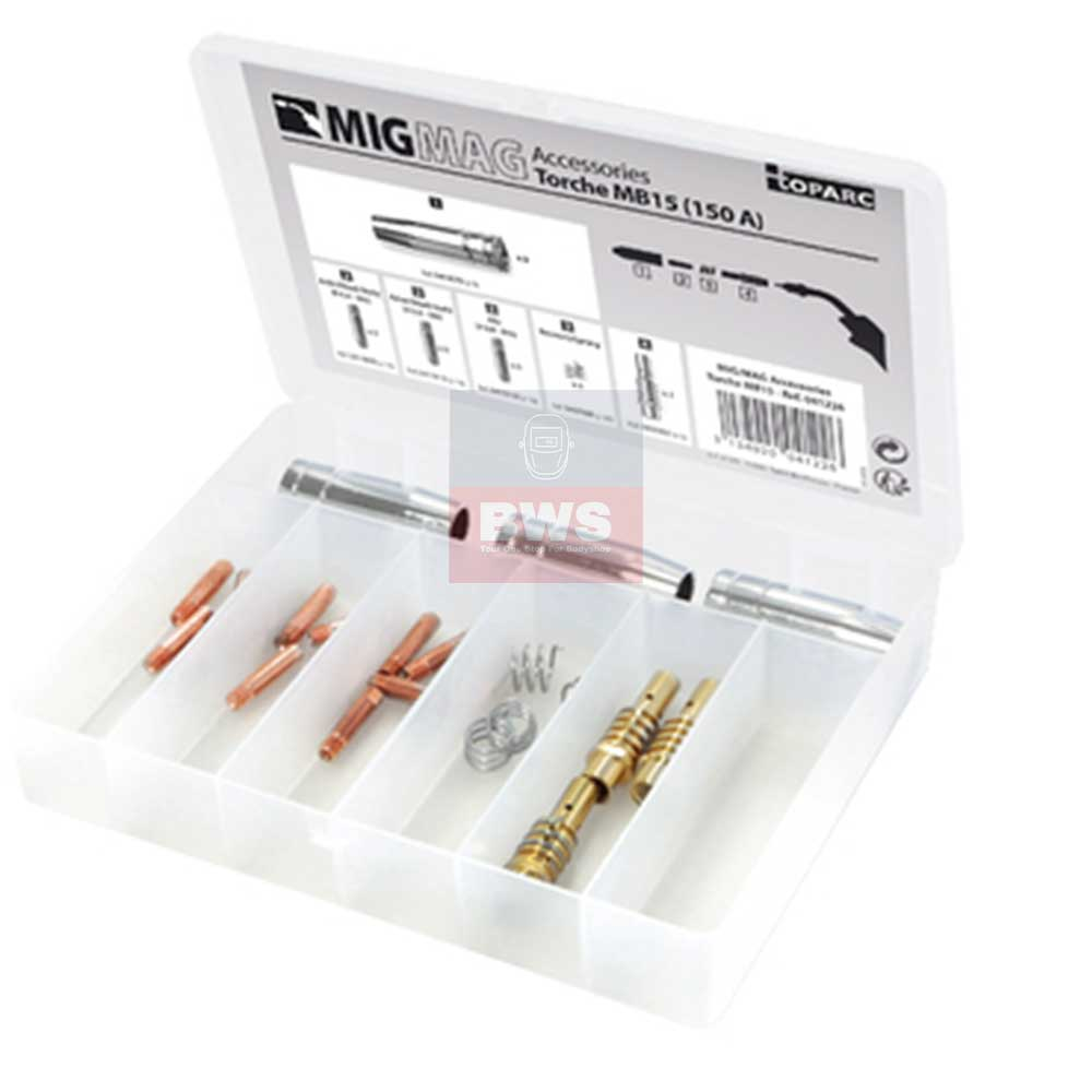 GYS-IMS KIT FOR MIG TORCH 150A (MB15) - SKU 041226