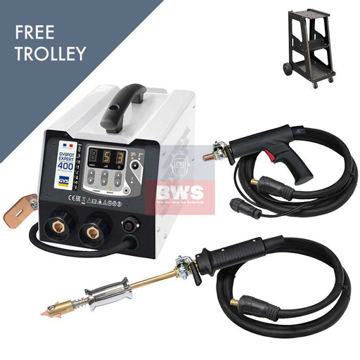 IMS PRO Expert Dent Puller with FREE trolley  SKU 058859