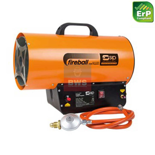 SIP FIREBALL 1030 PROPANE SPACE HEATER - SKU 09289