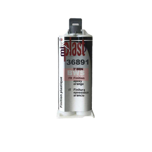 MIXPLAST SEMI RIGID EPOXY 50ML SKU 36891N