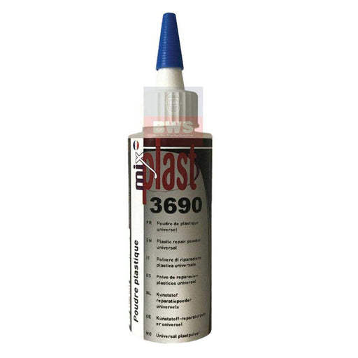 MIXPLAST PLASTIC BUMPER REPAIR POWDER SKU 3690