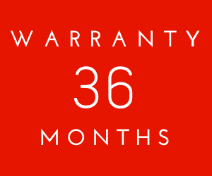 Scangrip 3 years warranty