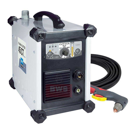 IMS- PRO CUTTER 45 CT is a 45 A plasma cutter equipped with the TPT 40 torch as standard SKU 013629