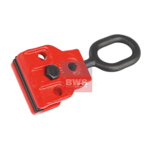 Vehicle Body Repair Pull Clamp 100mm & Rotating Ring SKU RE92/20