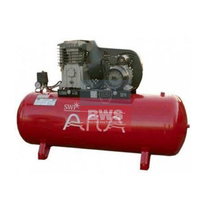 SWP ARIA COMPRESSOR 3HP 200L 240V SKU 3/200BS1
