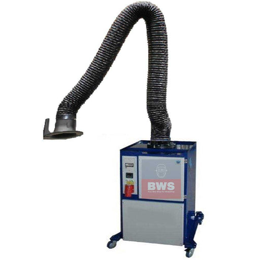 MOBILE FUME EXTRACTOR WITH ARTICULATED ARM SKU ECOMINOR