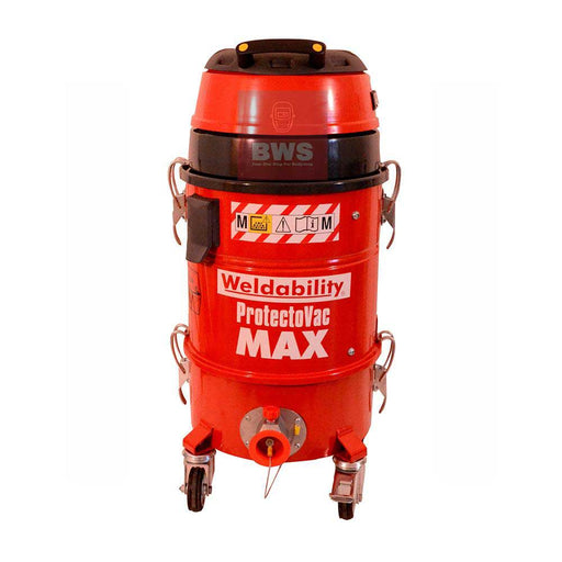 The SIF ProtectoVac Max Portable weld fume extraction unit SKU EXT1VACMAX110