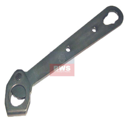 Special Tool for removing Electrode caps from welding arms. Fits up to 18mm electrodes SKU 050846