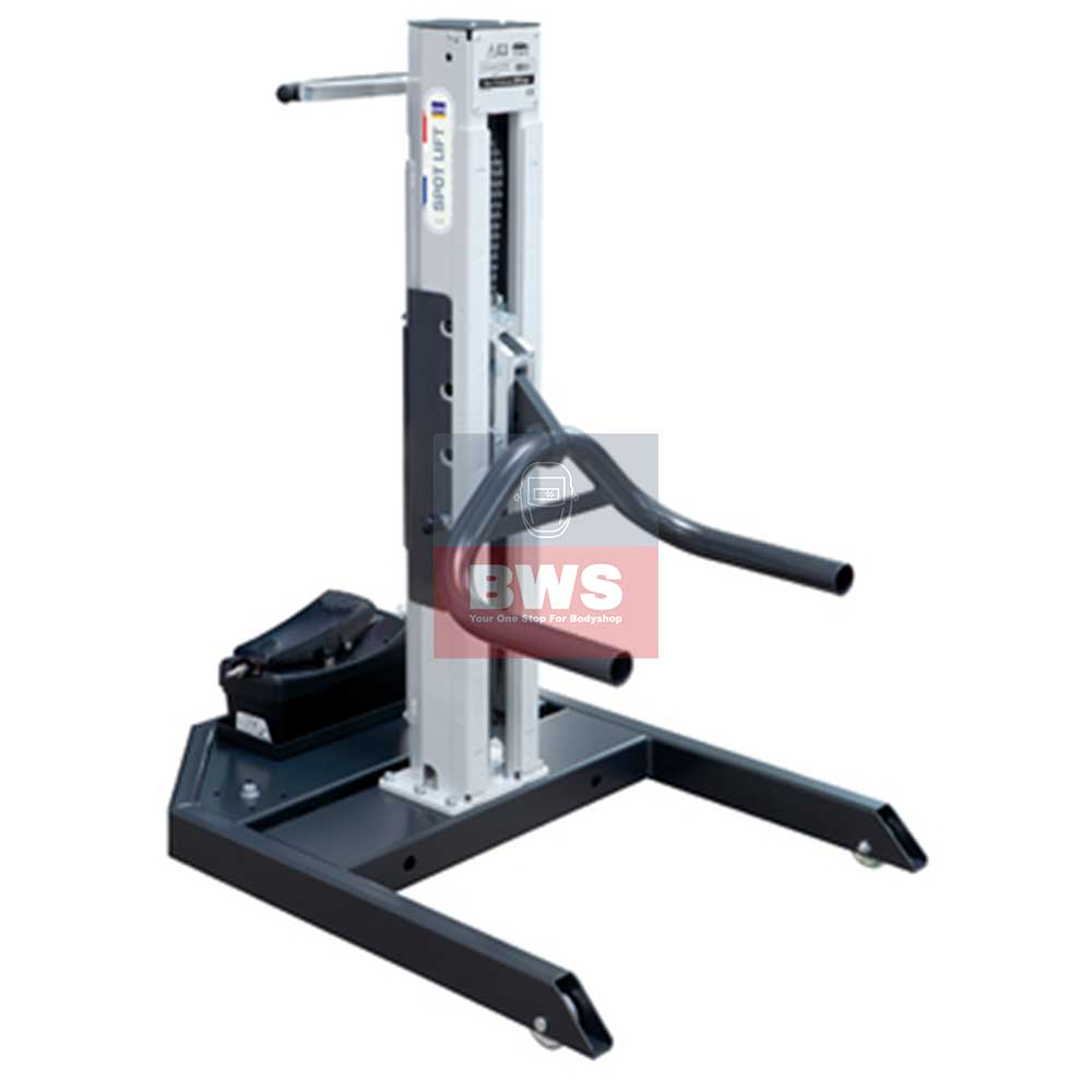 GYS SPOT LIFT, PNEUMATIC VEHICLE LIFT SKU 052864