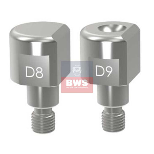 GYSPRESS 8T KIT OF DIES D8 + D9 - SKU 055667
