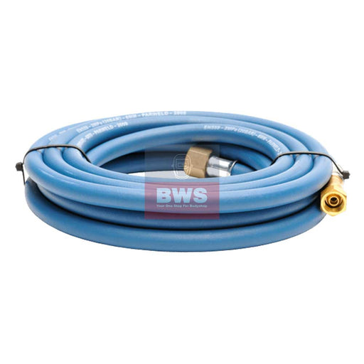 Oxygen Gas Welding and Cutting Hose 6mm ID 1/4 Connector SKU 760605-OX