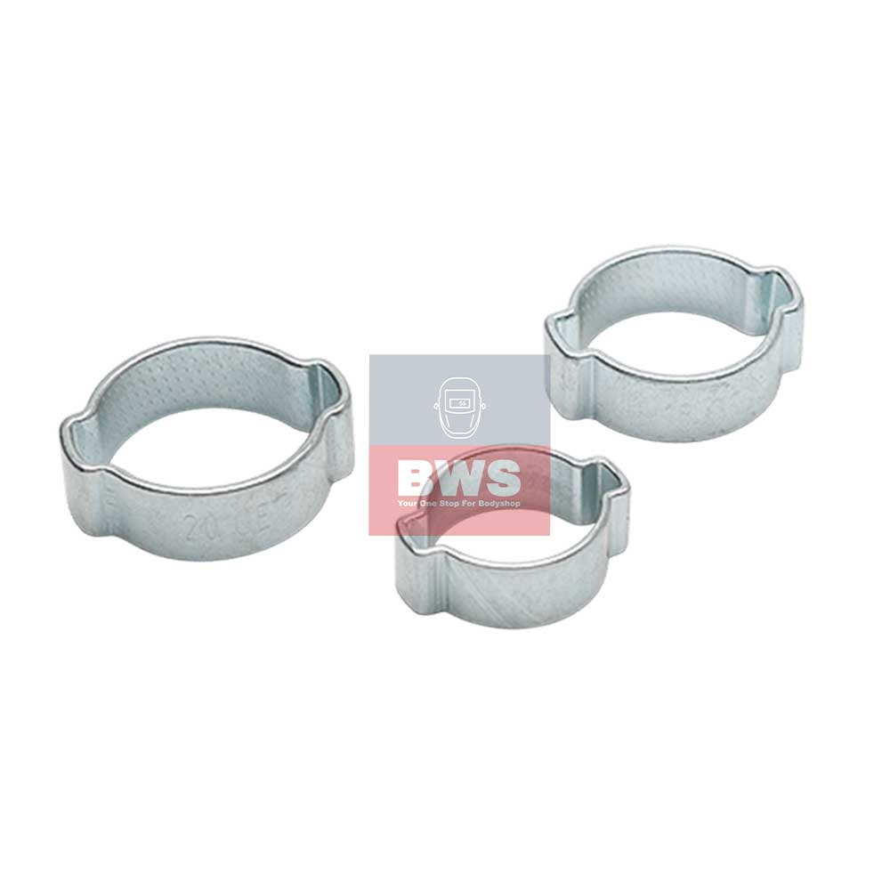 GAS HOSE CLAMP 3/8 8-11MM SKU HC10