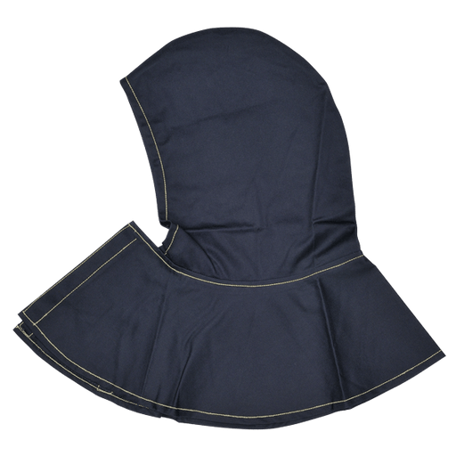 FLAME RETARDANT HOOD-SHORT CAPE