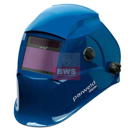 The Parweld XR938H True Colour Large View Light Reactive Welding Helmet