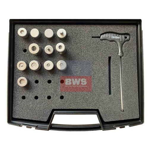 Pro-Riv Universal Rivet Anvil Kit Complete