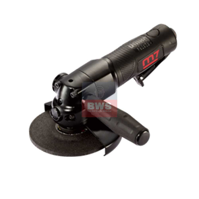 "MIGHTY SEVEN M7 4.5"" (114MM) ANGLE GRINDER 1.3HP - 11,000 RPM - SKU QB-7145"