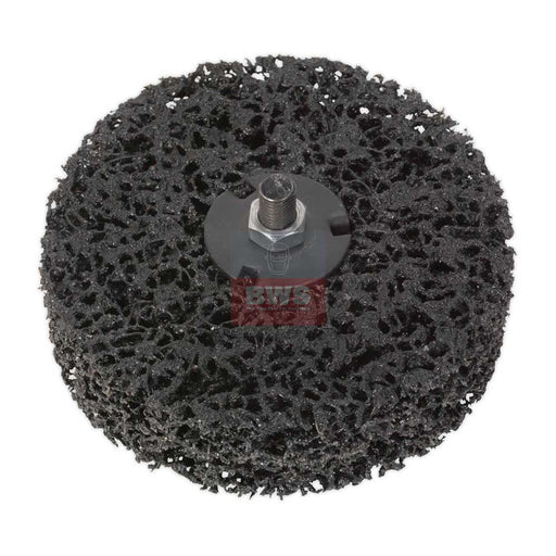 VEHICLE BODY REPAIR SURFACE WIRE WHEEL - SKU SA695A