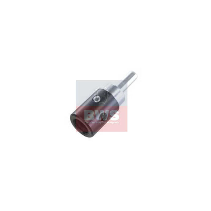 Spot Welding Sharpener / Reshaper Fits 13mm electrodes. Domed profile Used with a drill  SKU 048966