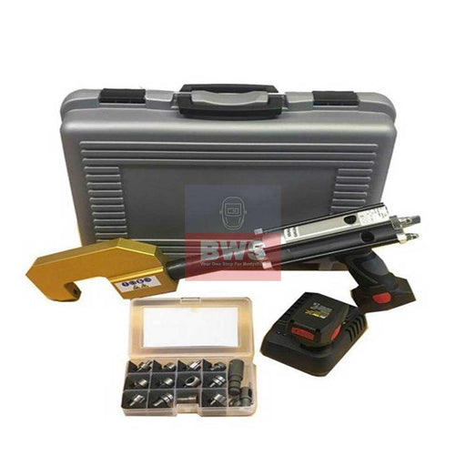 PRO-RIV Universal Self Piercing Rivet Gun Kit in Case RV/EP.01/N/BW