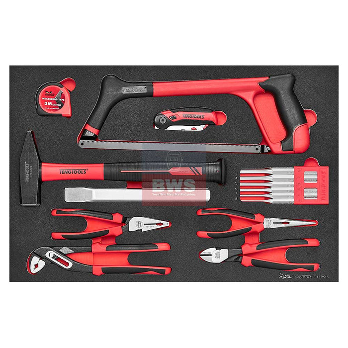 TENG TOOLS EVA TOOL KIT -  174 PCS
