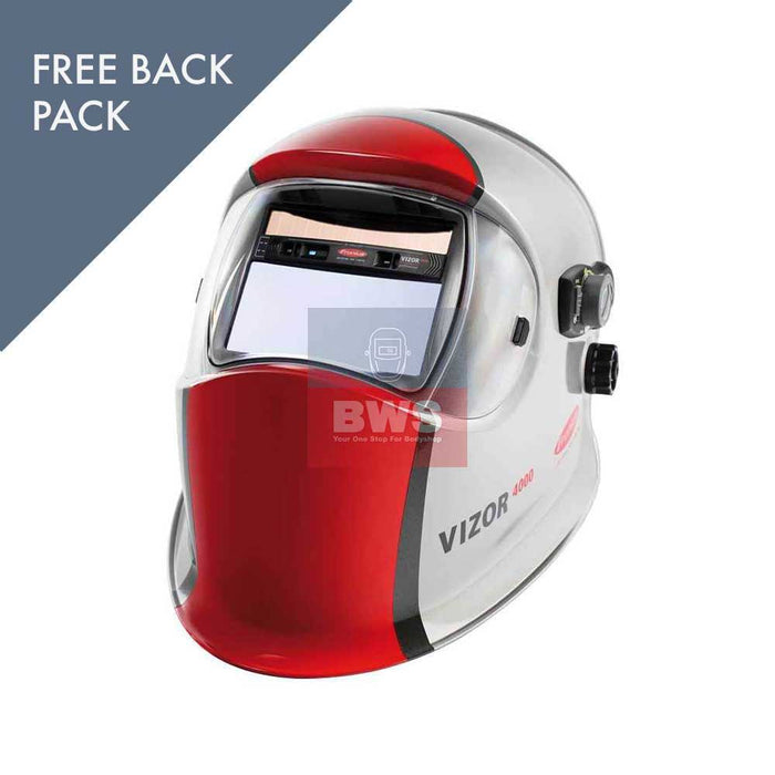 FRONIUS VIZOR 4000 PROFESSIONAL TRUE COLOUR WELD+GRIND HELMET SKU 42,0510,0197