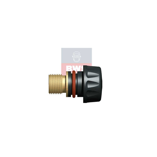 TIG TORCH BACK CAP SHORT 0.04″/24MM  Suitable for Parweld PRO/ECR/WP17, 18, 26 Type TIG Torches