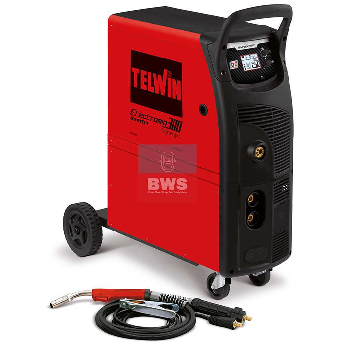 TELWIN electromig 300multiprocess Inverter 400V SKU 816065