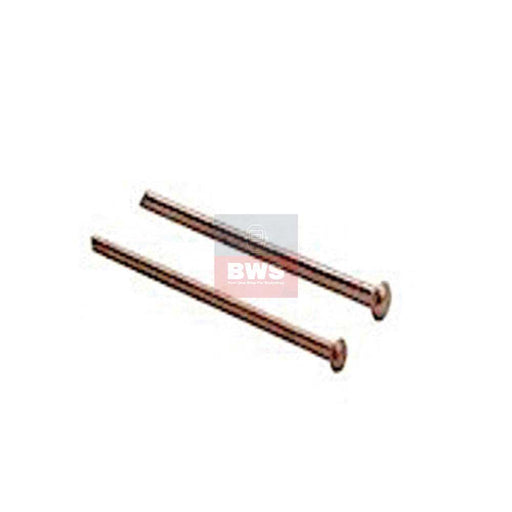 Plain Steel Dent Repair Panel Pulling Pins 2.5mm  SKU 802294