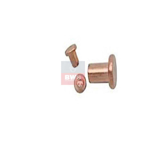 Steel Plain Dent Pulling Rivet/Trim Stud 3mmX4.5mm SKU 802298
