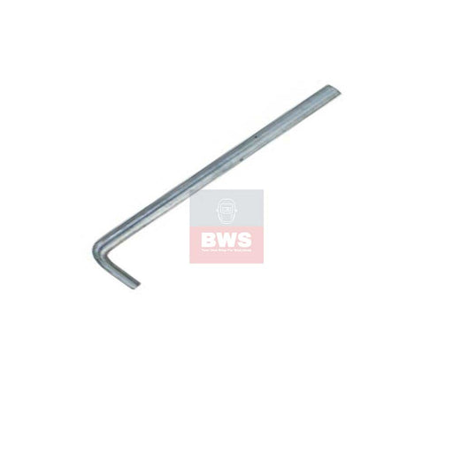 Stainless Steel Pulling Bar/Rod 410 mm SKU 484635