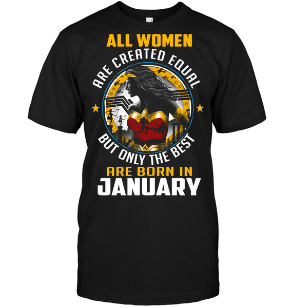 JANUARY  QUEEN ALL WOMEN