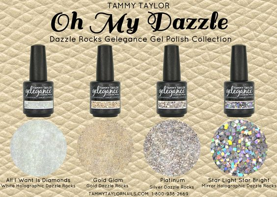 Oh My Dazzle Nail Lacquer Bundle