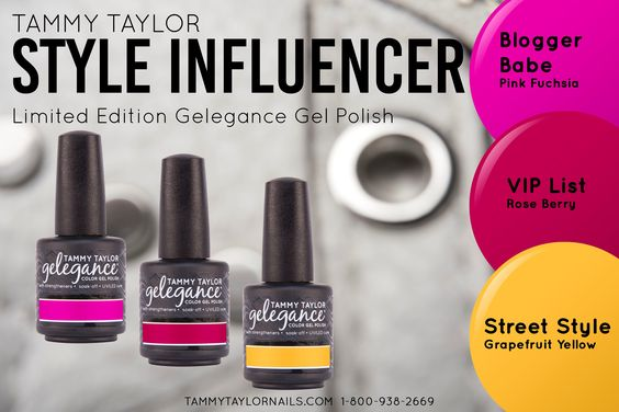 Style Influencer Nail Lacquer Bundle