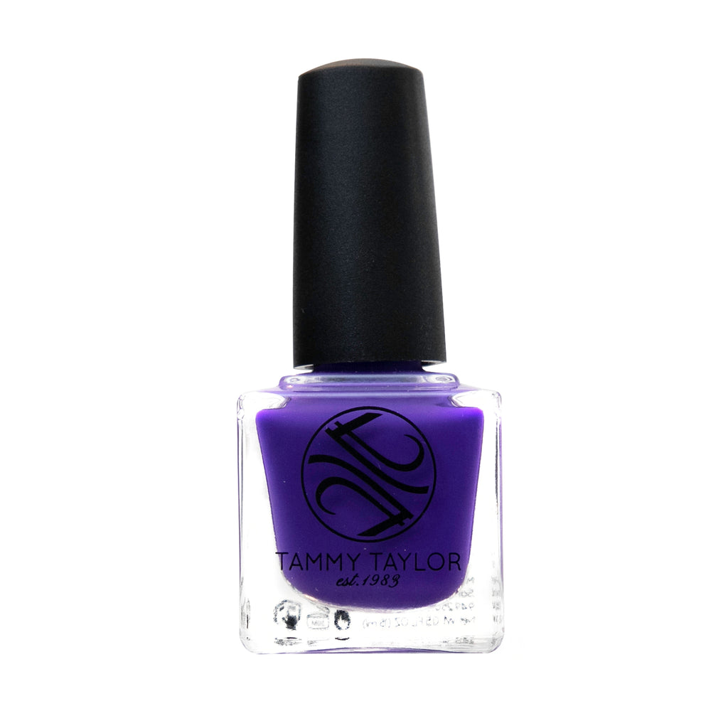 Amethyst Clouds Nail Lacquer