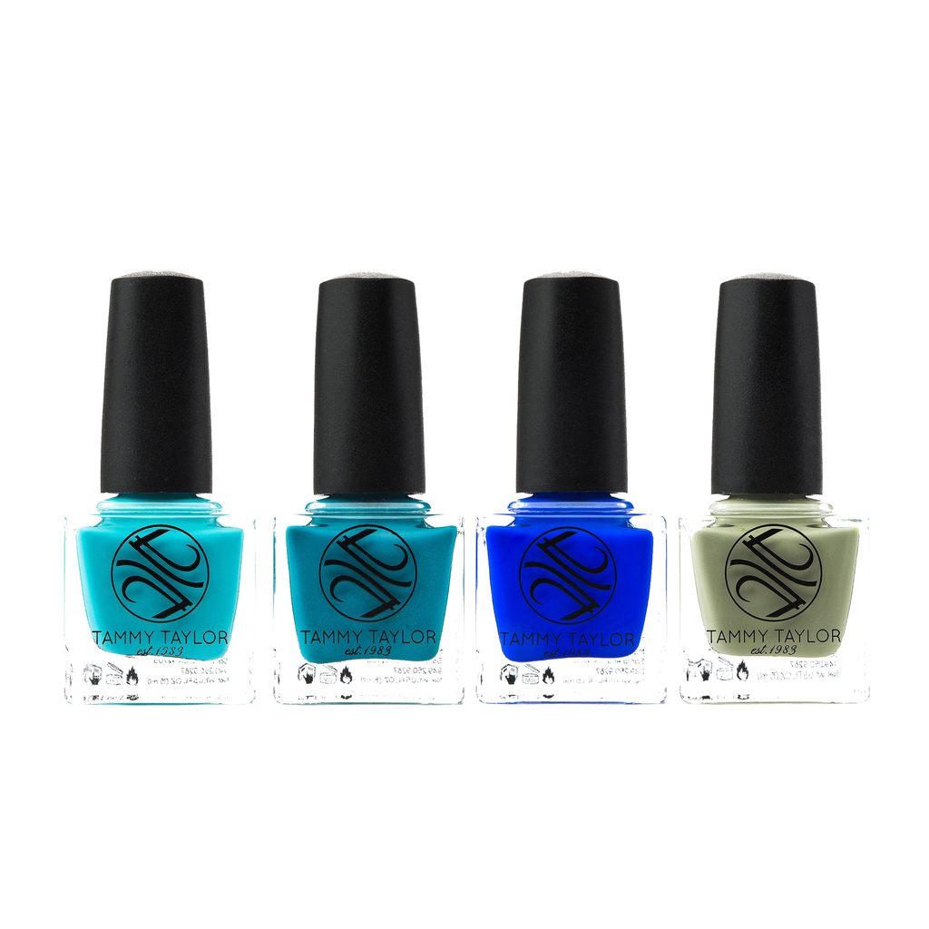 Born To Wander Nail Lacquer Bundle