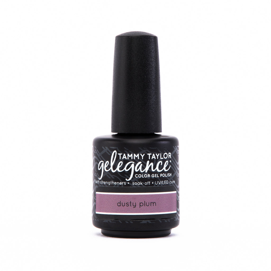 Dusty Plum Gelegance Gel Polish