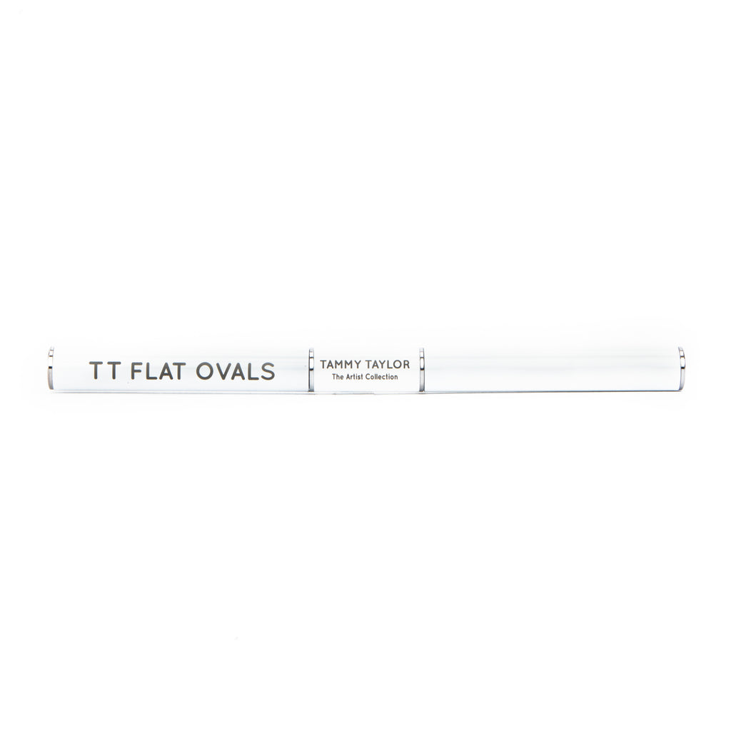 Flat Ovals Artist Collection Brush