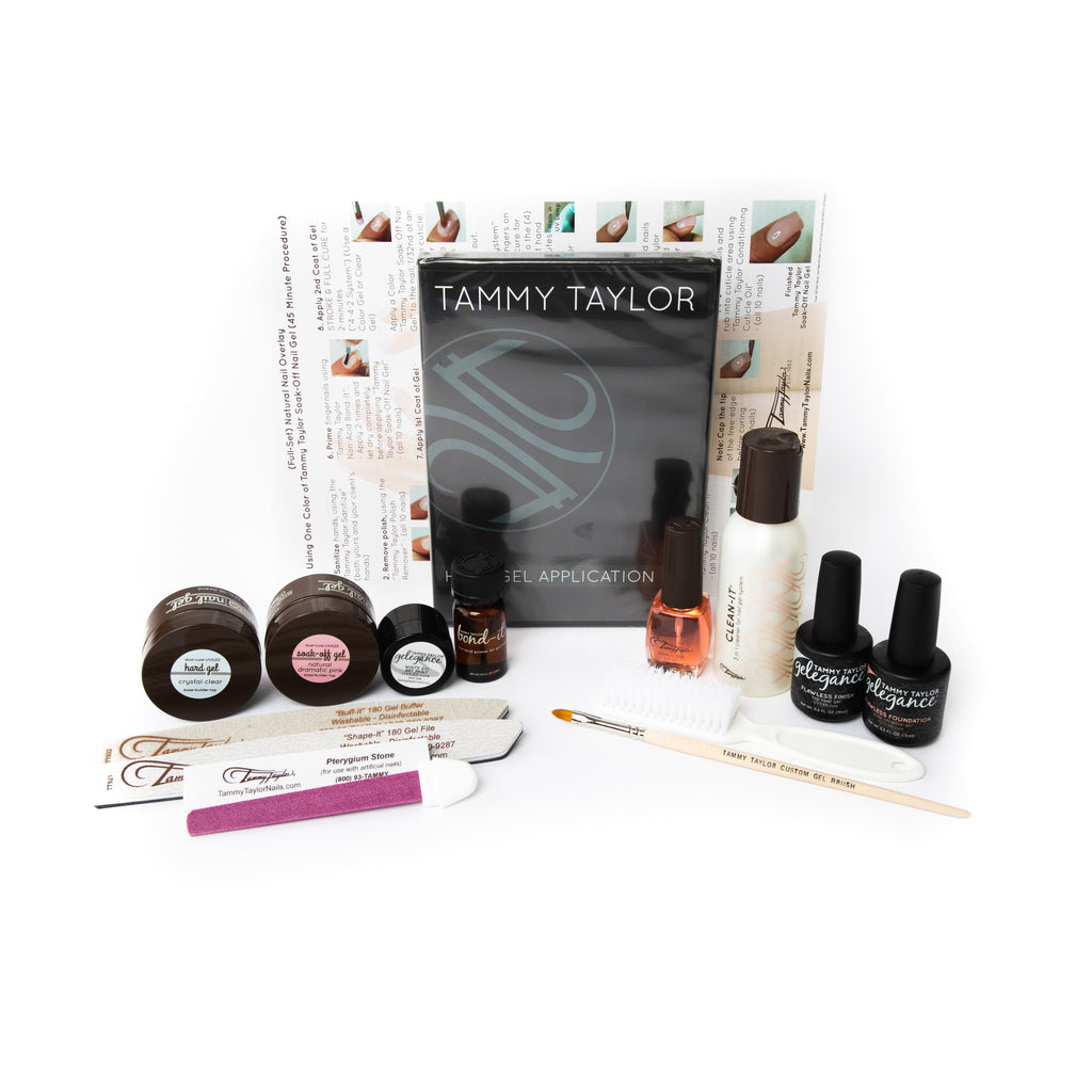 Deluxe Profesional Gel Kit