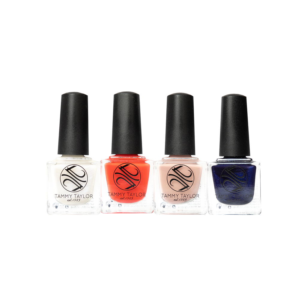 Summer Sweetheart Nail Lacquer Bundle