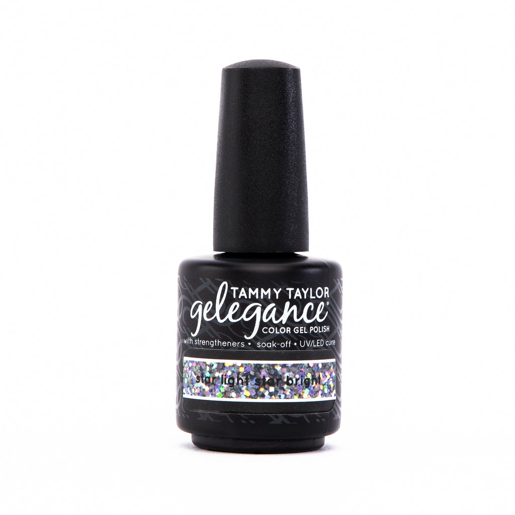 Star Light Star Bright Gelegance Gel Polish