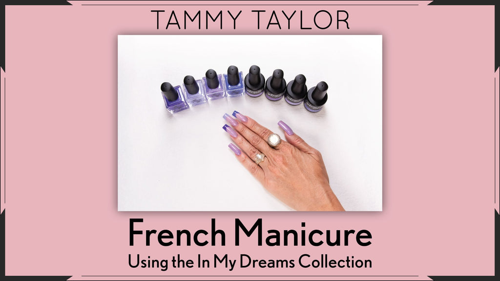 In My Dreams French Manicure Bundle