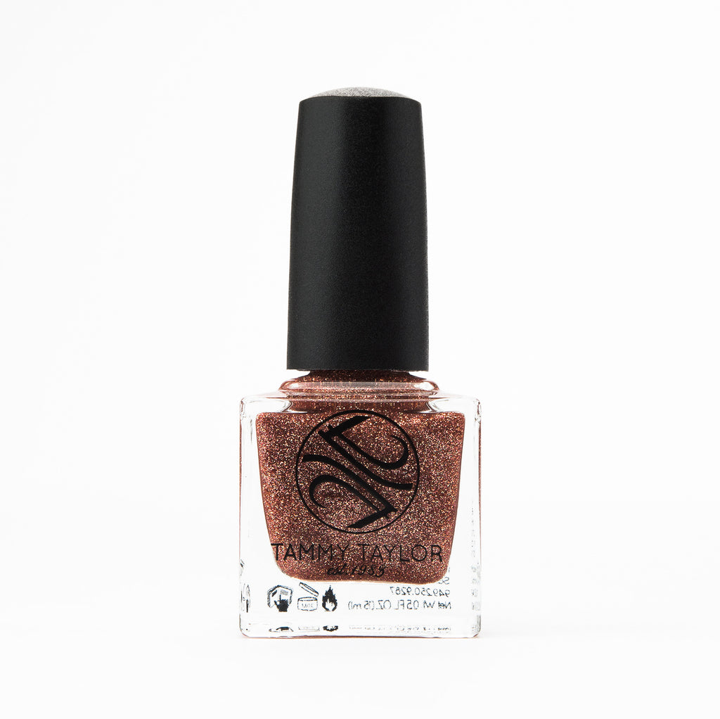 Rose Gold Nail Lacquer