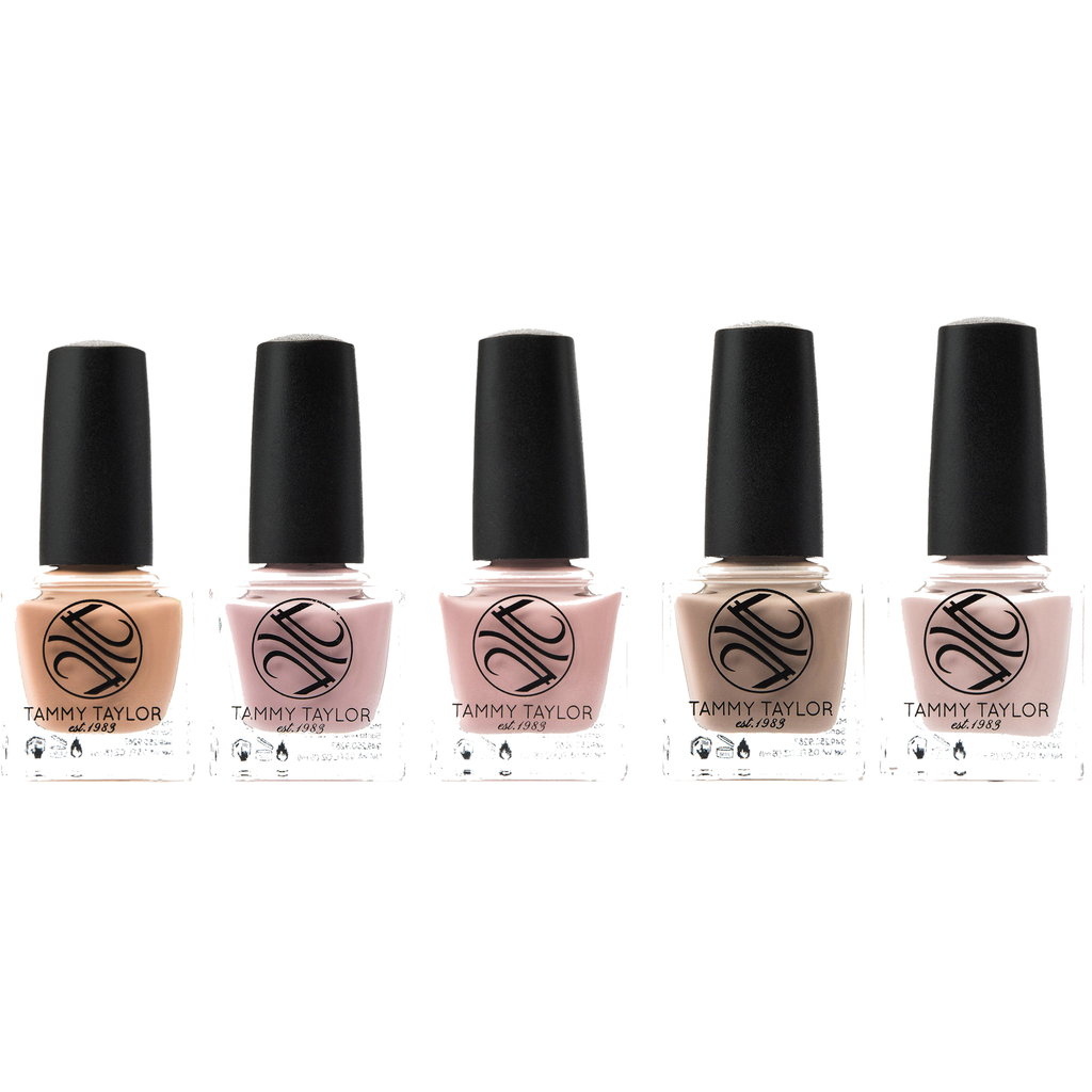 Barely Beige Nail Lacquer Bundle