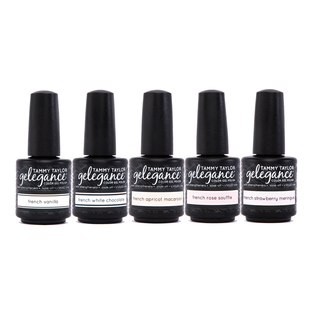 French Collection Gelegance Gel Polish Bunde