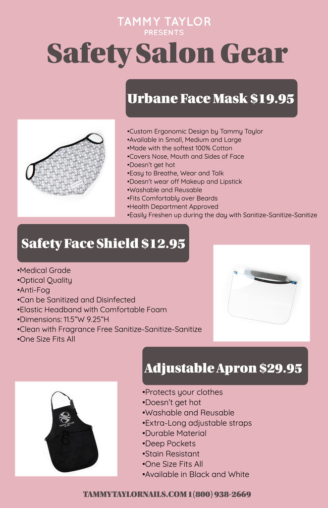 Salon Safety Gear Bundle