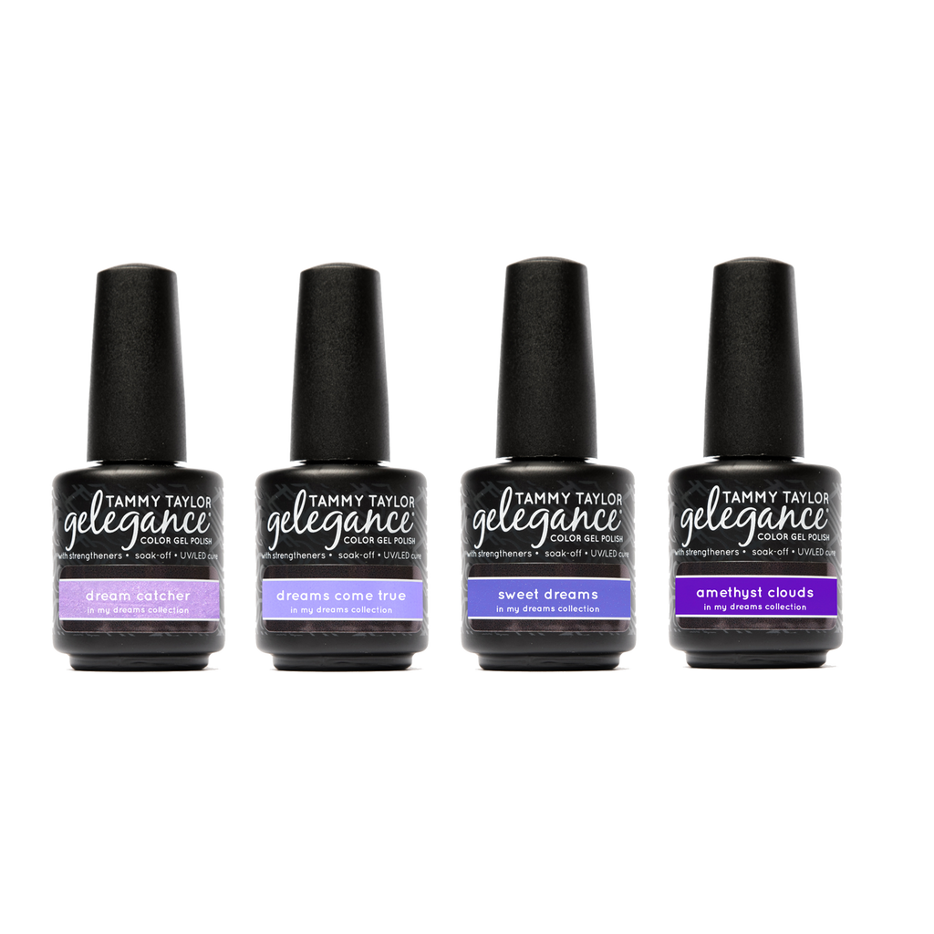 In My Dreams Gelegance Gel Polish Bundle