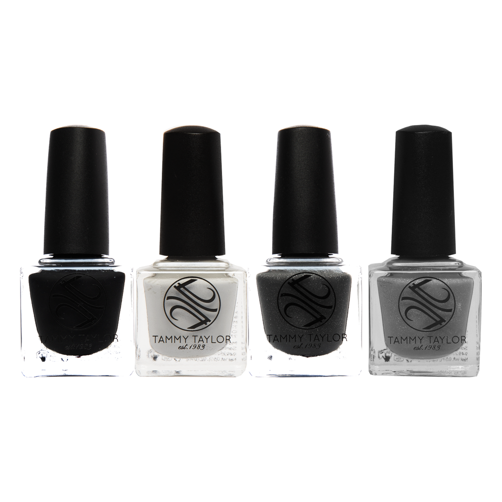 Heavy Metal Nail Lacquer Bundle