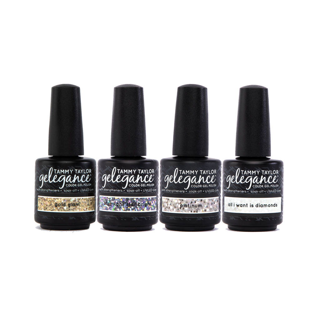 Oh My Dazzle Gelegance Gel Polish Collection